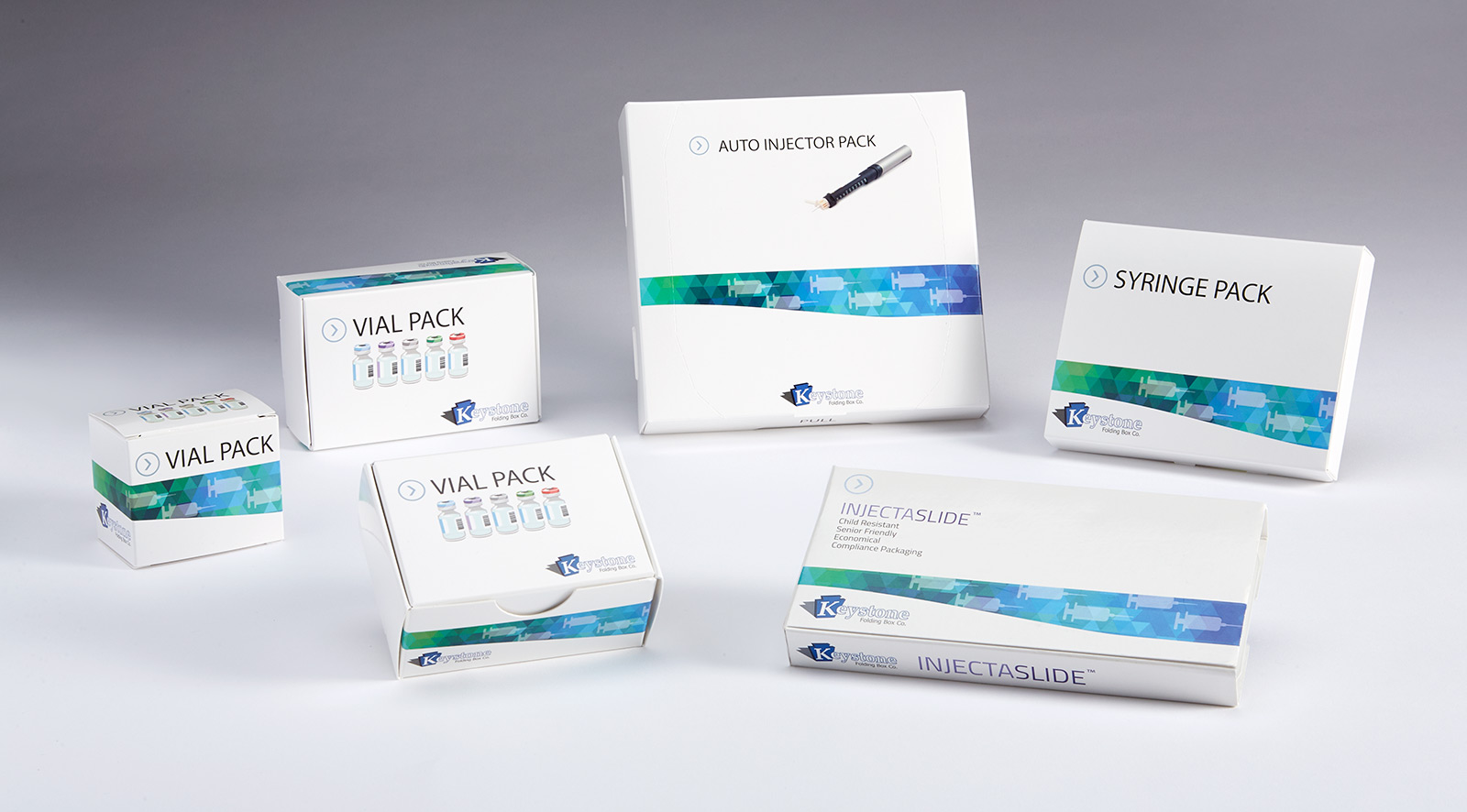 Injectable Packaging Products For Clinical Use Keystone
