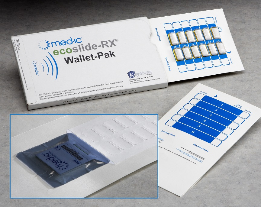 clinical trial packaging products